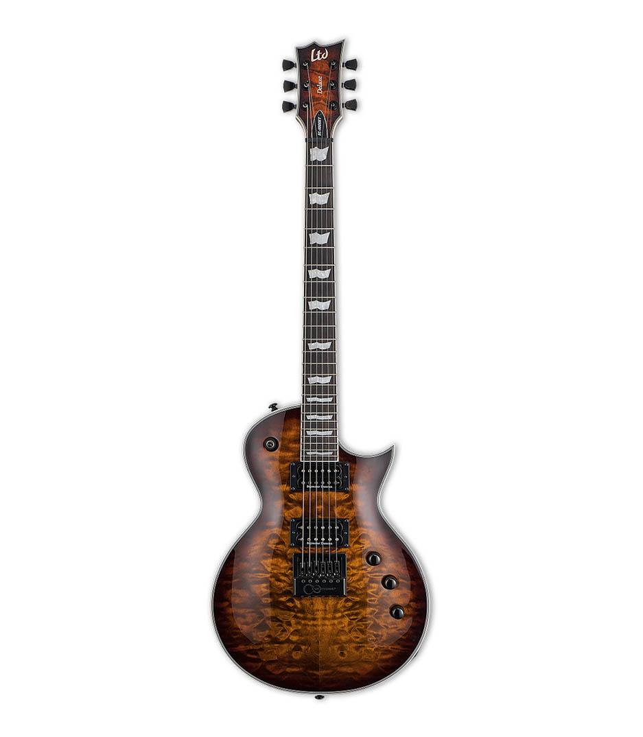 Buy ESP LTD Eclipse1000 Evertune Quilted Maple Dark Brown Melody House
