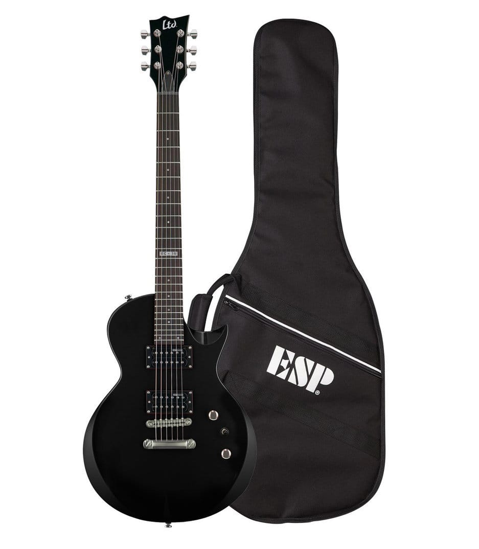 Buy ESP - LTD Eclipse 10 Black Colour Including ESP Gig Bag