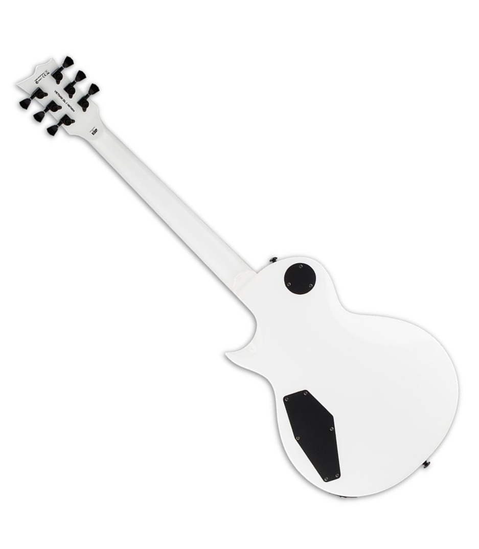 Melody House Musical Instruments Store - LTD Eclipse 256 Series Snow White Finish