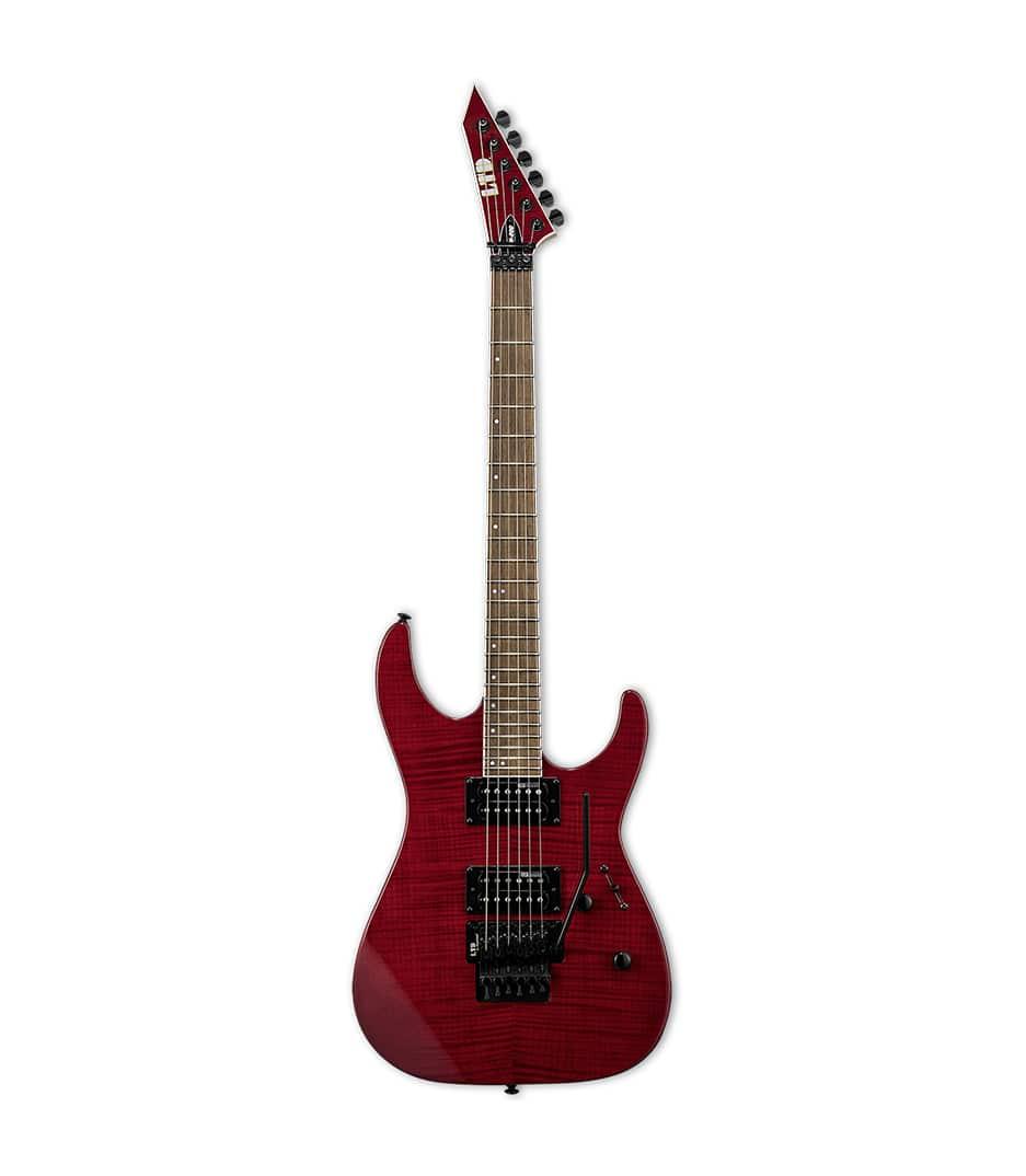 Buy ESP - LTD M200 Series Flammed Maple See Thru Red Finish