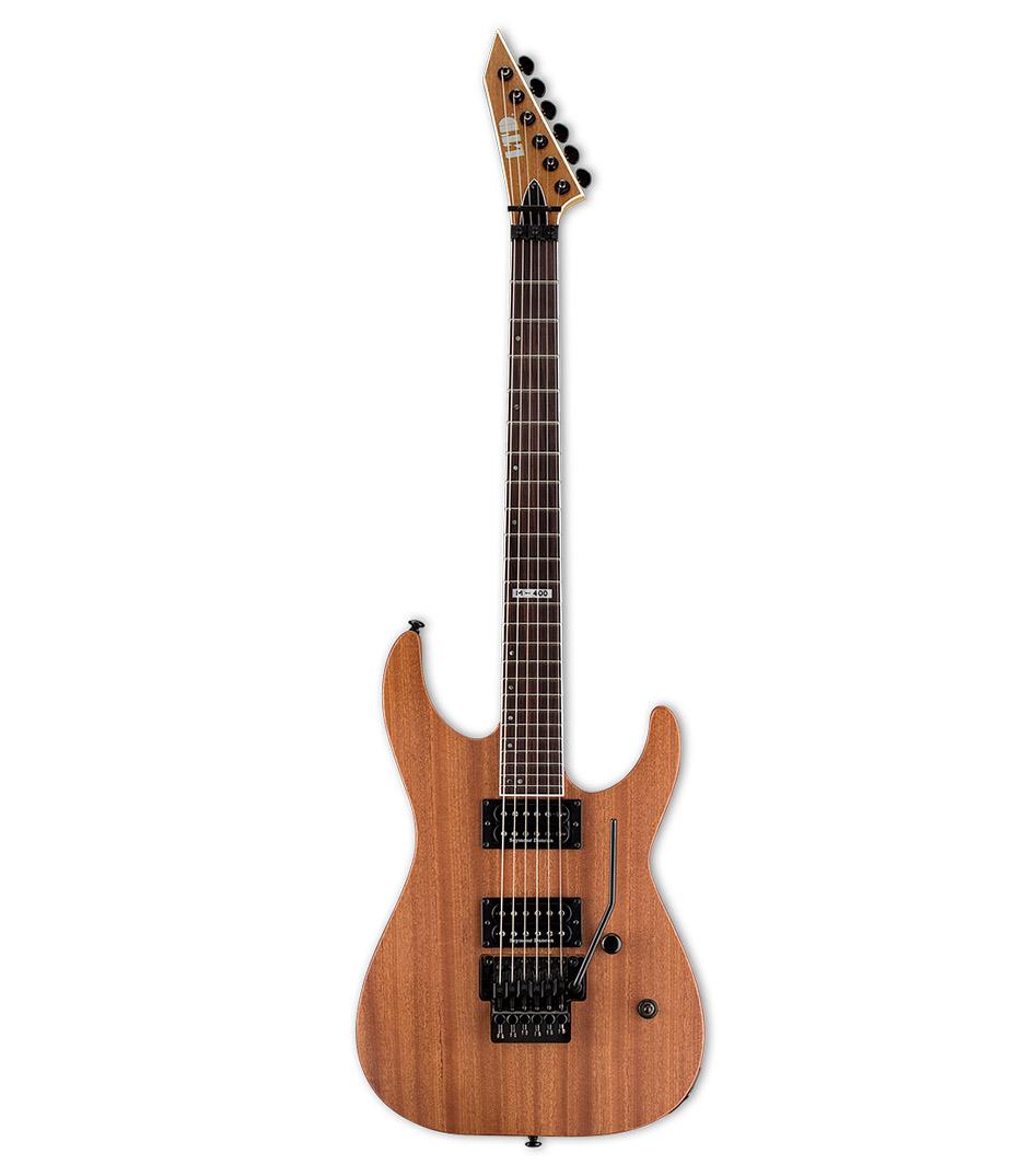 Buy ESP LTD M400 Series Mahogany Natural Satin Finish Melody House