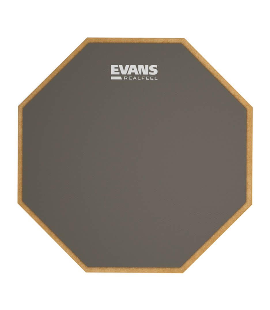 buy evans arf7gm practice pad mountable size  7