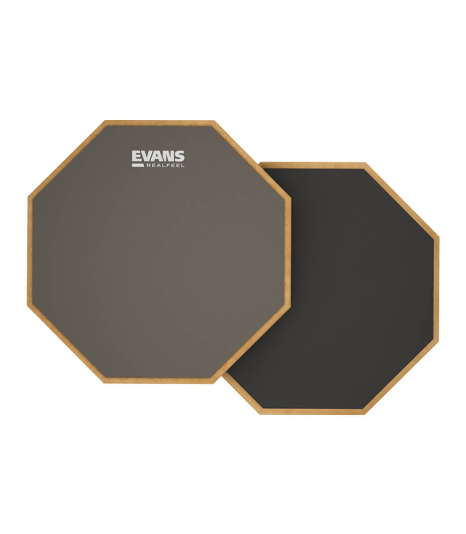 Evans - RF12D PRACTICE PAD MOUNTABLE DOUBLE SIDED REALFEEL