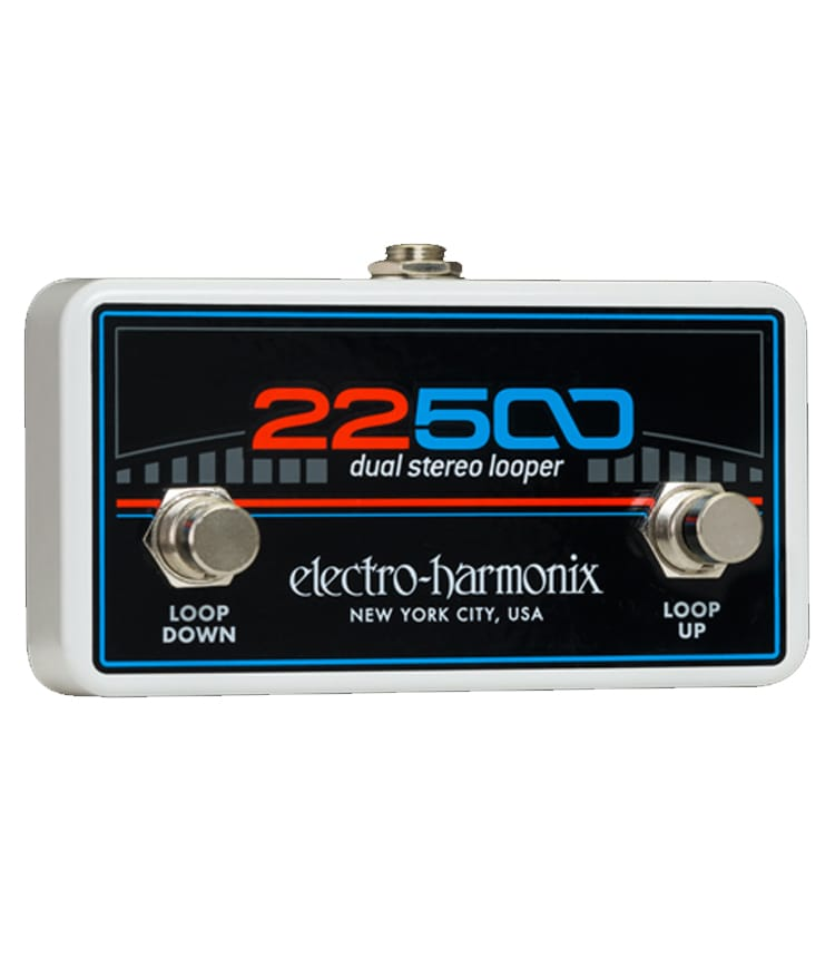 Buy Electro Harmonix FC22500 Foot Controller Dual Stereo Looper Melody House
