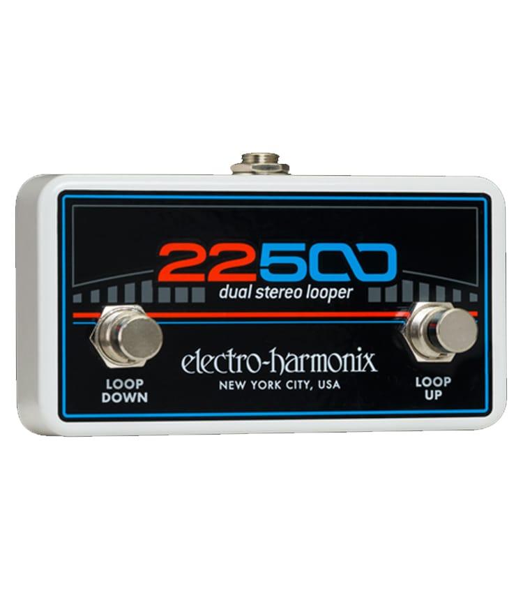 buy electroharmonix fc22500 foot controller dual stereo looper