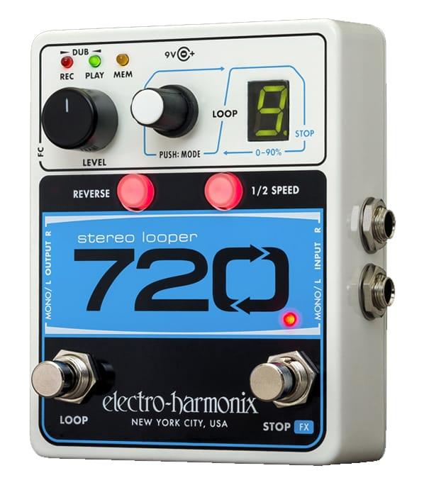 Buy Electro Harmonix 720 Stereo Looper Pedal Melody House