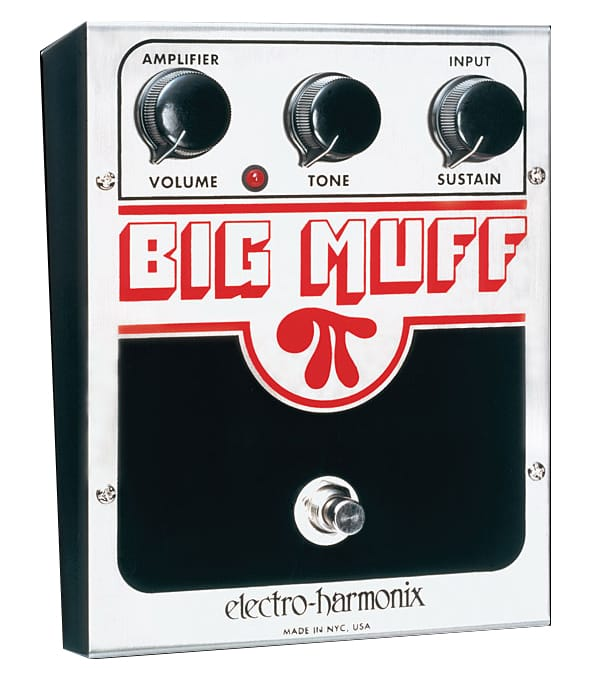 Buy Electro Harmonix - Big Muff Pi Distortion Pedal