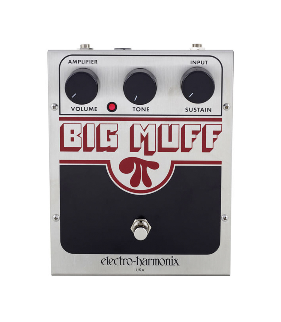 Buy electro harmonix Green Russian Big Muff Distortion Sustainer Pedal Melody House