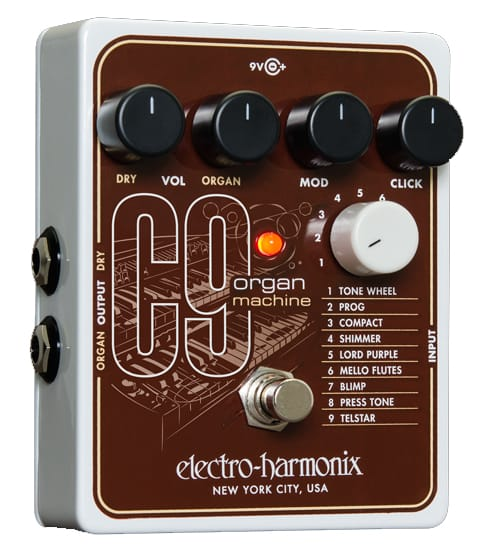 buy electroharmonix c9 organ machine pedal