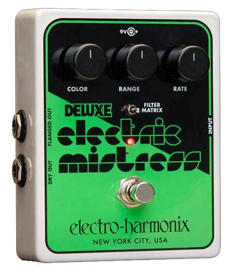 Buy electro harmonix Deluxe Electric Mistress XO Analog Flanger Melody House