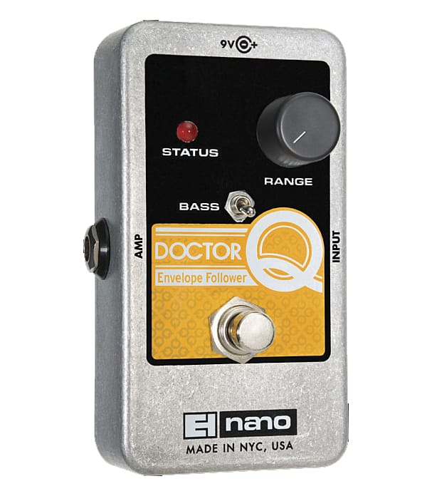 buy electroharmonix doctor q envelop filter pedal