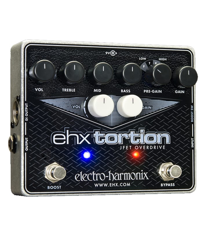buy electroharmonix ehx tortion overdrive pedal
