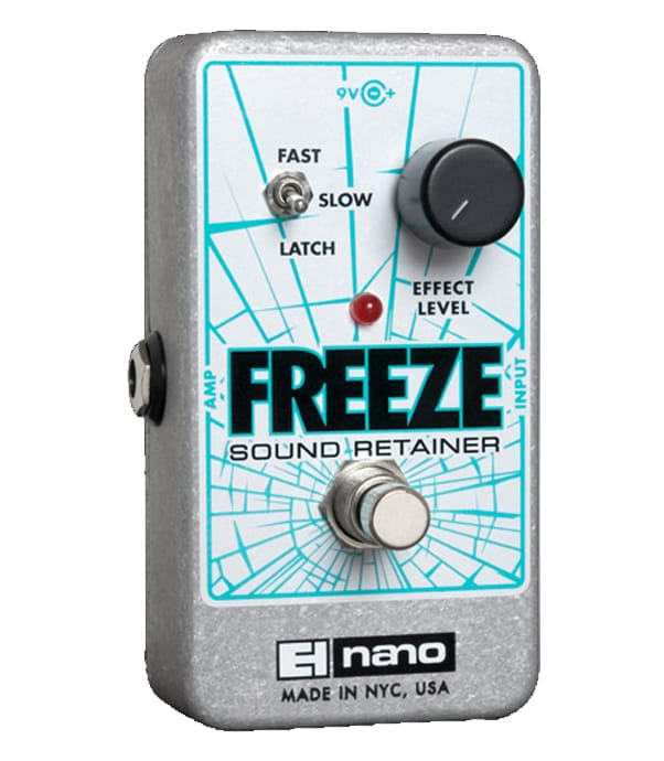 Buy electro harmonix Freeze Sound Retainer Pedal Melody House
