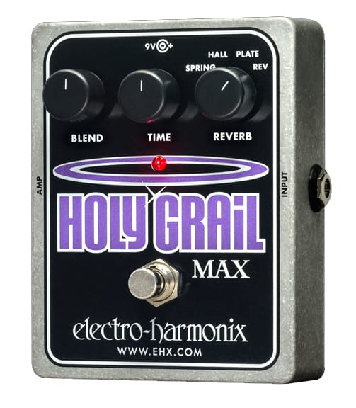 Buy electro harmonix Holy Grail Max Reverb Pedal Melody House