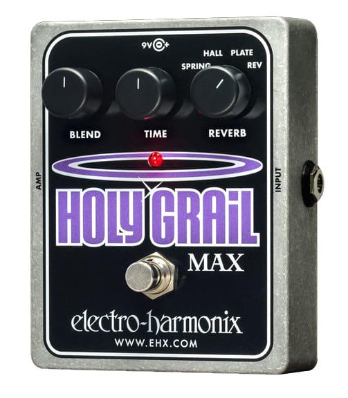 Electro Harmonix - Holy Grail Max Reverb Pedal
