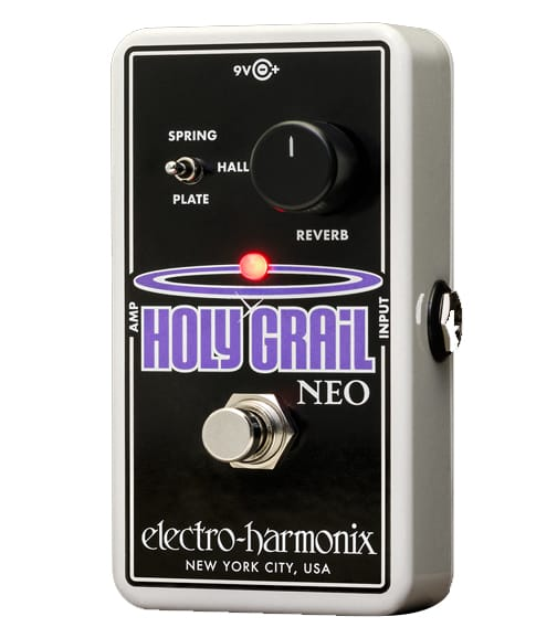 Buy electro harmonix Holy Grail Neo Reverb Pedal Melody House