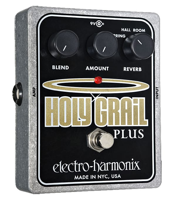 Buy electro harmonix Holy Grail Plus Reverb Pedal Melody House