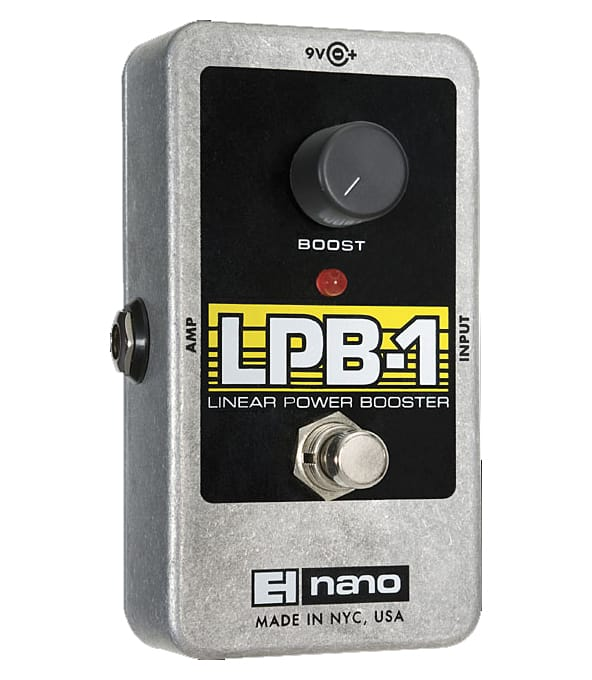 Buy electro harmonix LPB 1 Nano Linear Power Booster Preamp Melody House