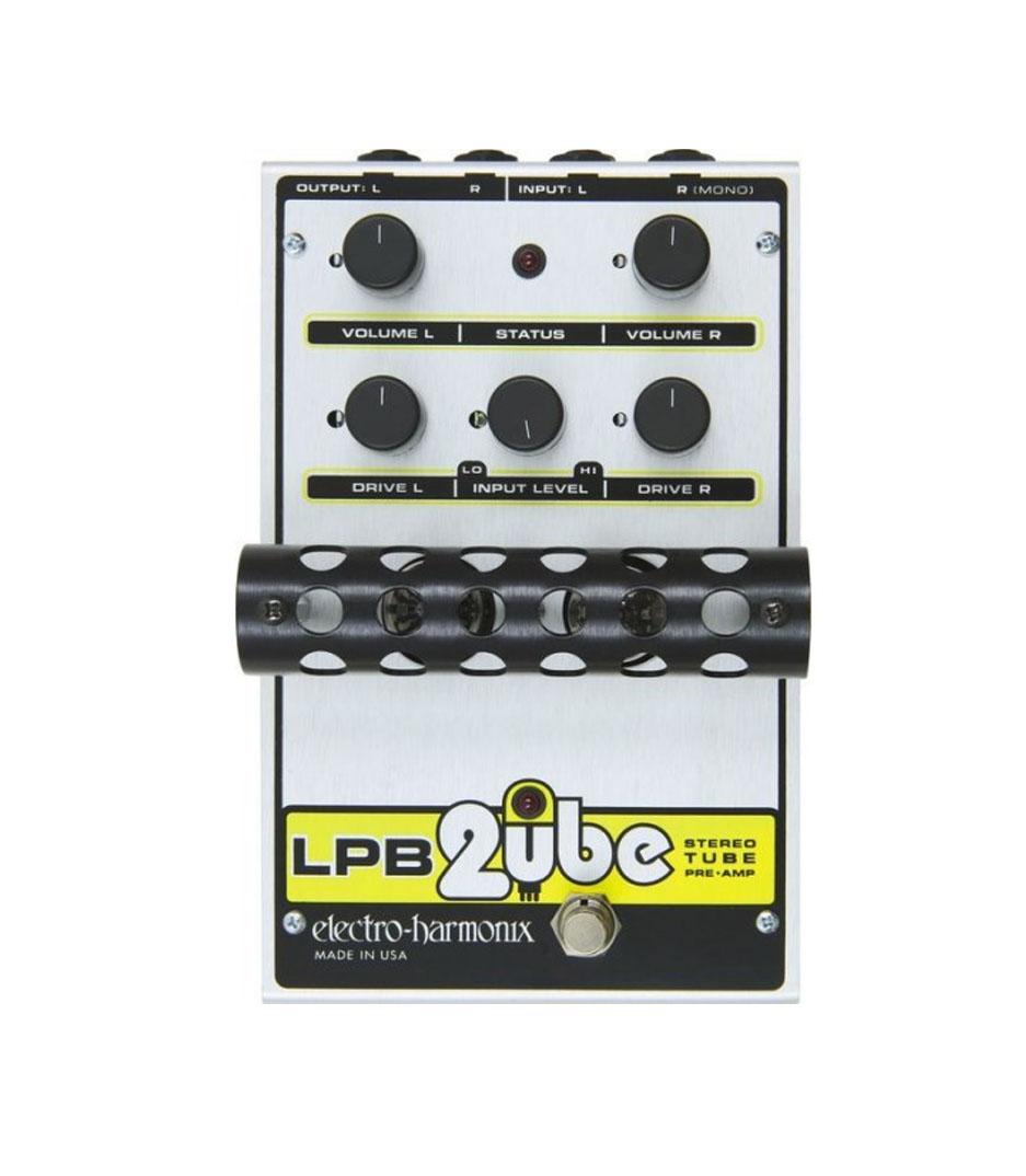 Buy Electro Harmonix LPB 2ube Stereo Tube Preamp Melody House