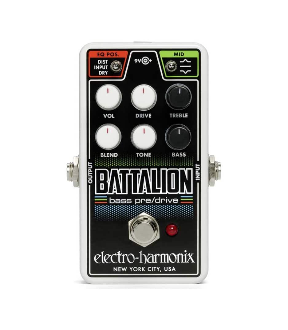 Electro Harmonix - NANO BATTALION