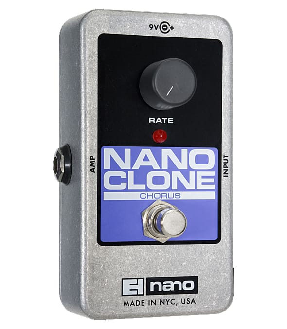 Buy electro harmonix Nano Clone Chorus Effects Pedal Melody House