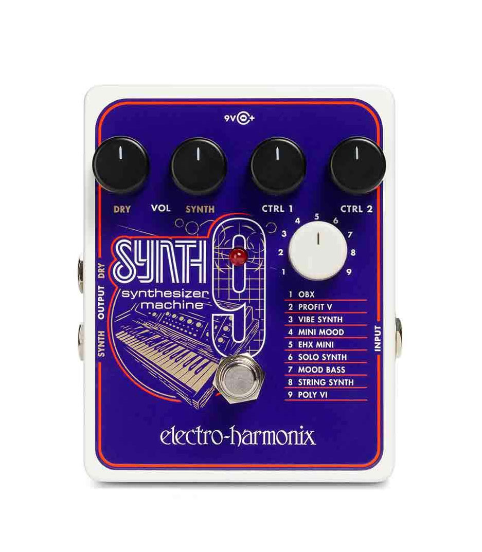 buy electroharmonix synth 9 synthesizer machine
