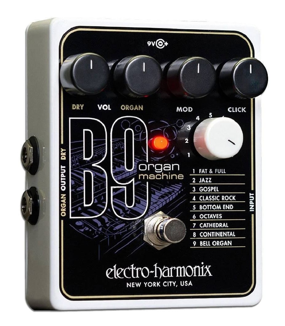 Buy electro harmonix B9 Organ Machine Pedal Melody House