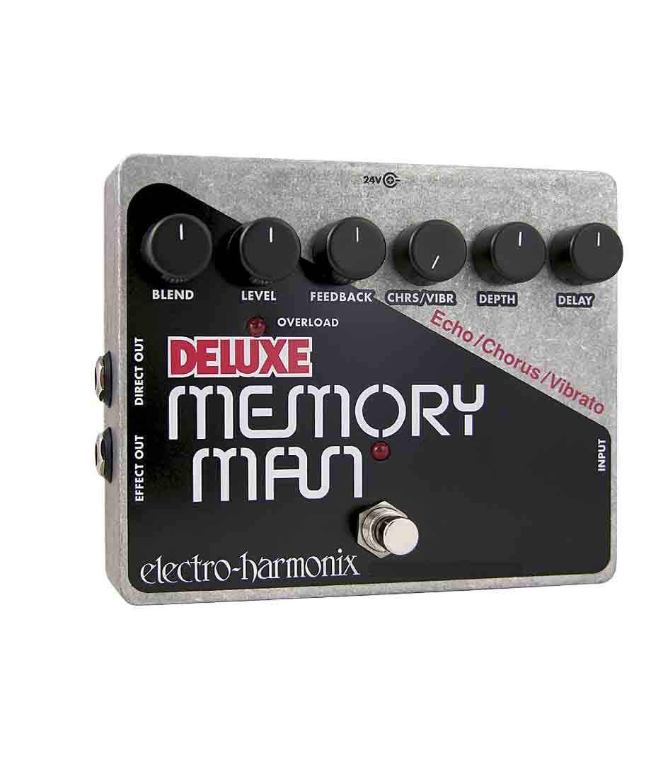 Buy electro harmonix Deluxe Memory Man Analog Delay Pedal 550mS Melody House