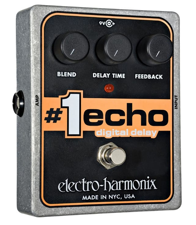 Buy electro harmonix 1 Echo Digital Delay Pedal Melody House