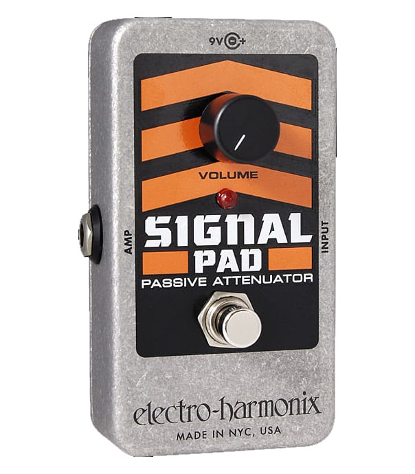 Buy Electro Harmonix Signal Pad Passive Attenuator Melody House