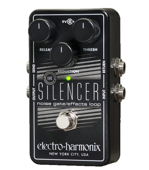 buy electroharmonix silencer noise gate effects loop pedal