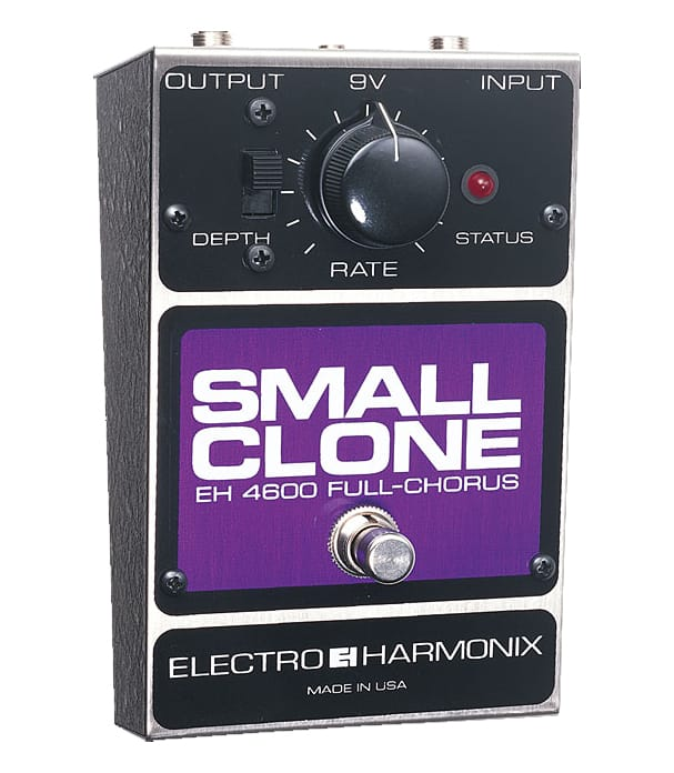 Buy electro harmonix Small Clone Analog Chorus Pedal Melody House
