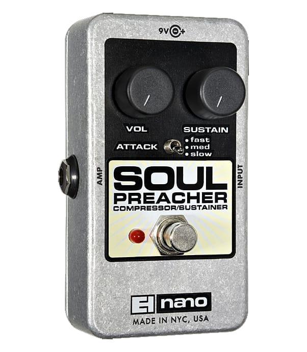 Electro Harmonix - Soul Preacher Compressor Sustainer