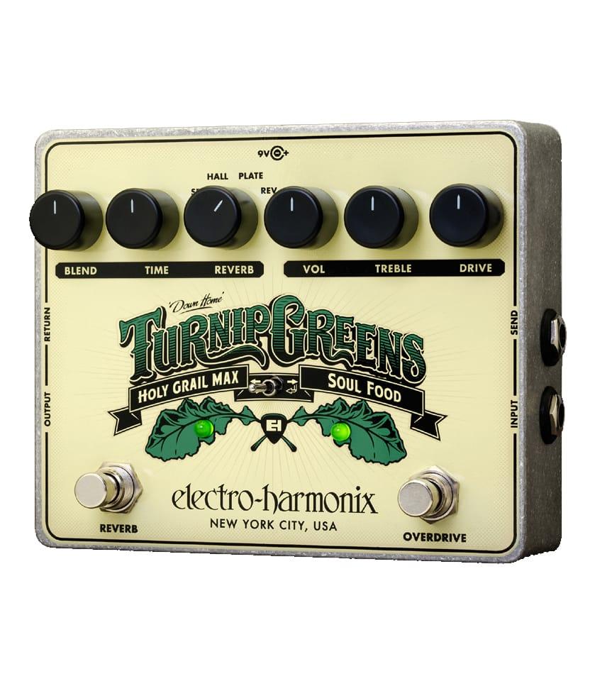 buy electroharmonix turnip greens multi effect pedal