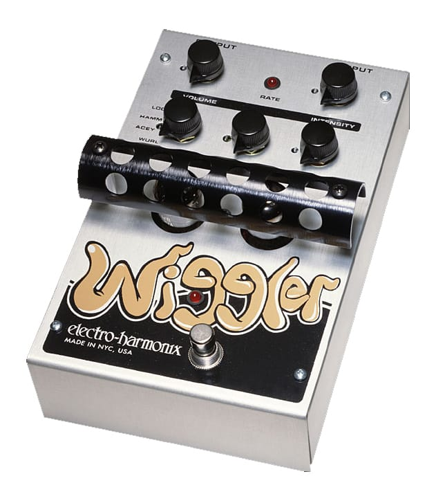 Electro Harmonix - Wiggler Tube Vibrato Tremolo Pedal