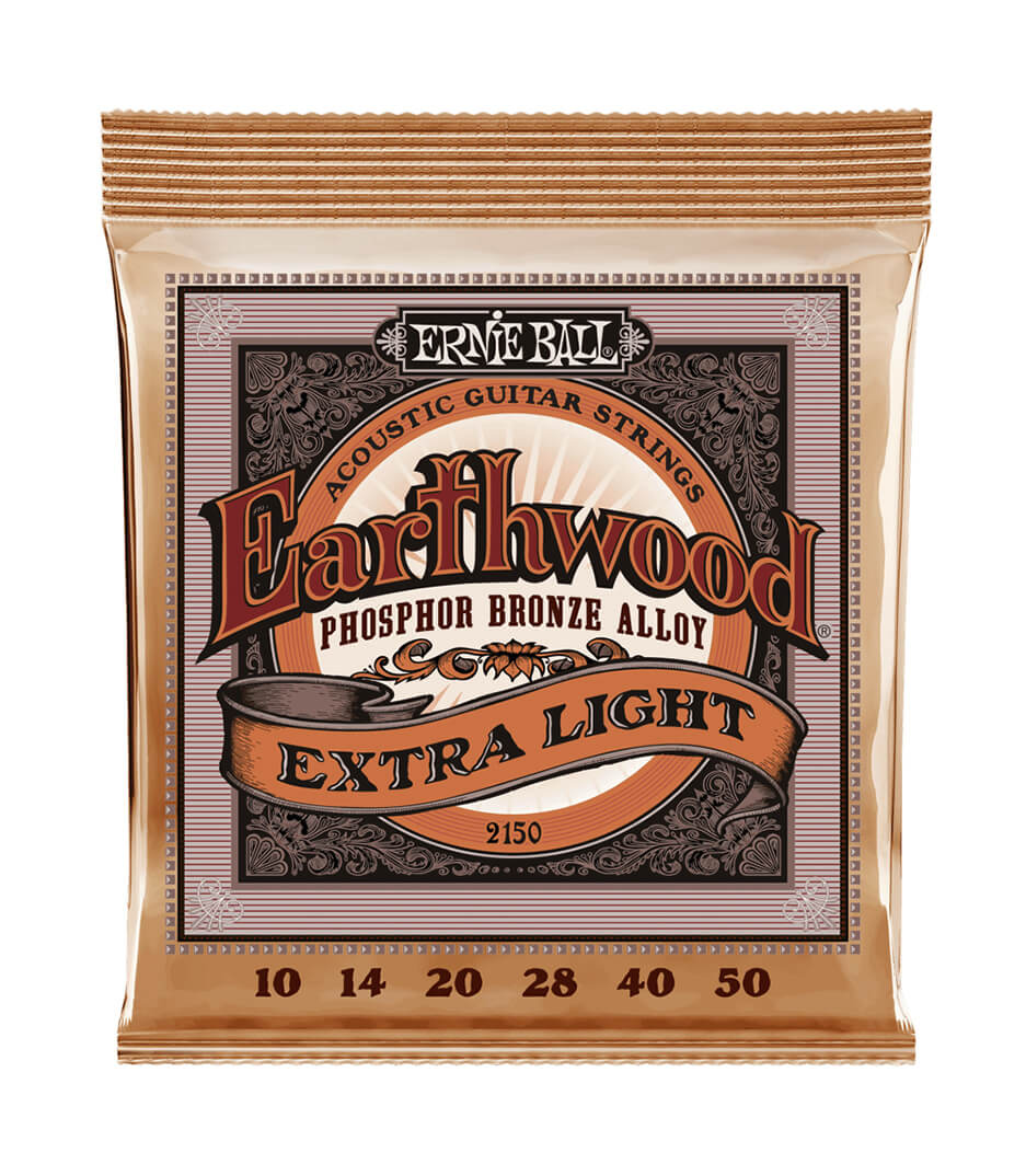 Ernie Ball - 2150 Acoustic Guitar Strings Earthwood Phosphor B
