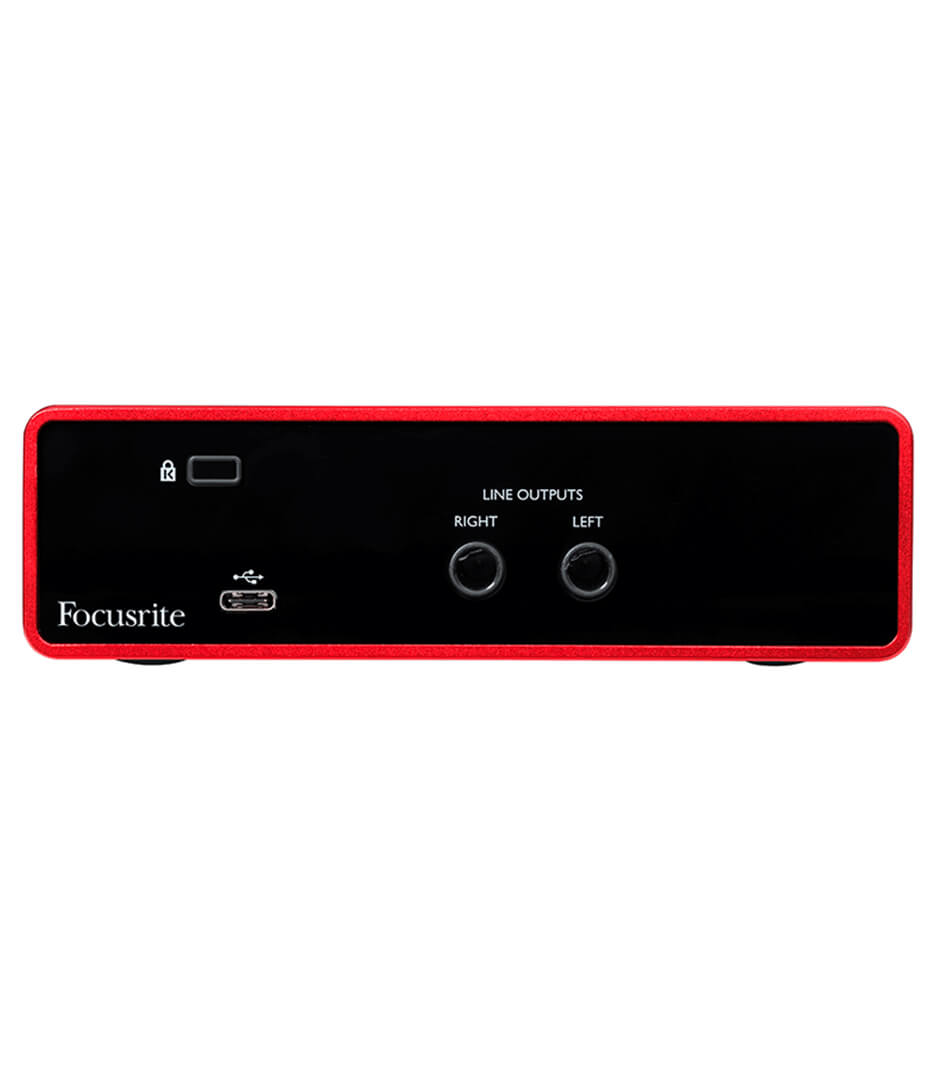 Focusrite - Scarlett Solo 3rd Gen - Melody House Musical Instruments