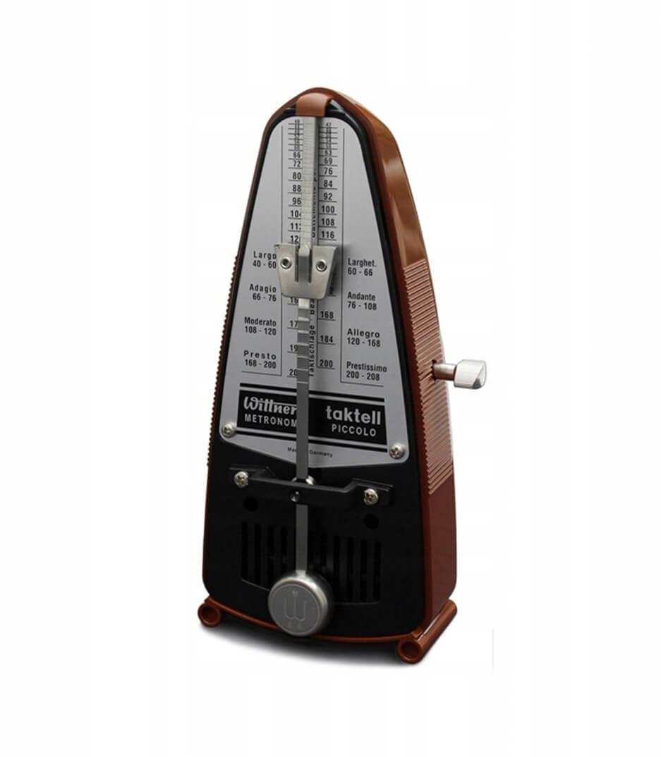 buy gewa 903.080 wittner taktell piccolo metronome mahogany