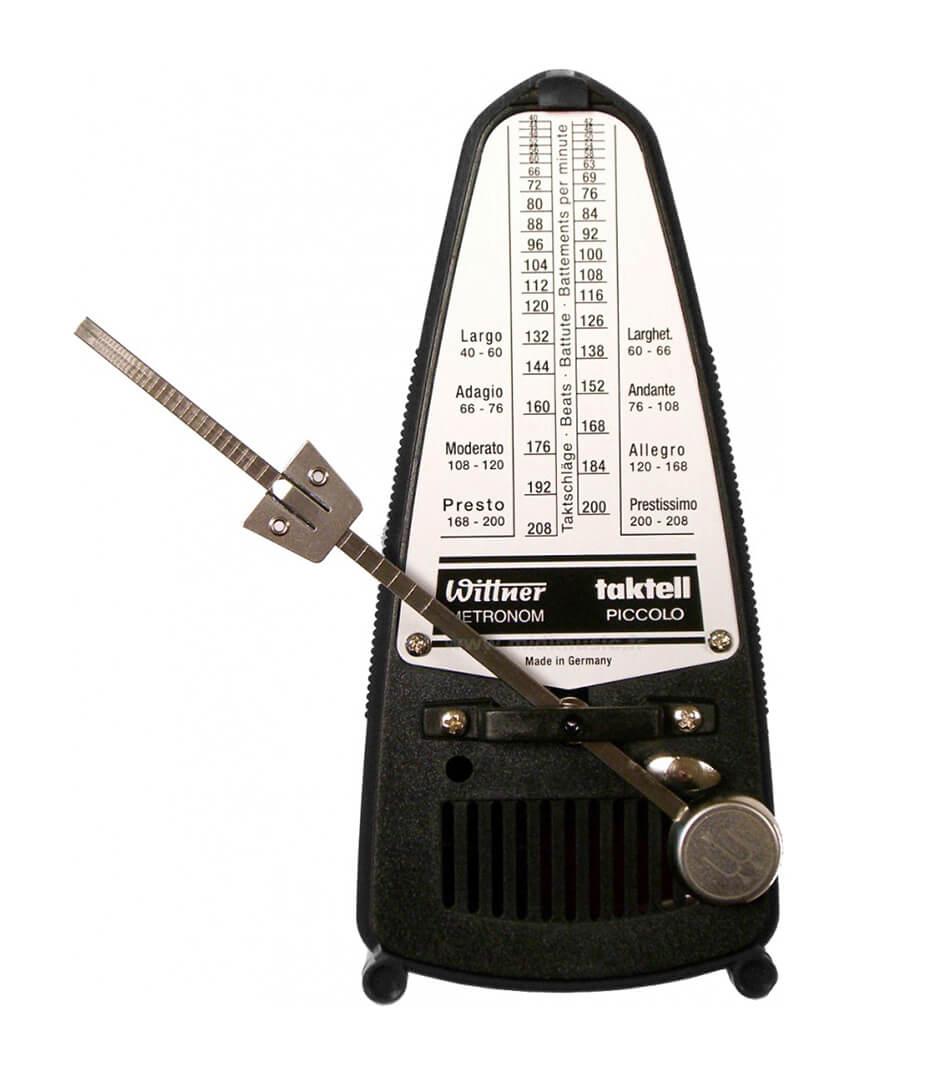 buy gewa 903.084 wittner taktell piccolo metronome black no