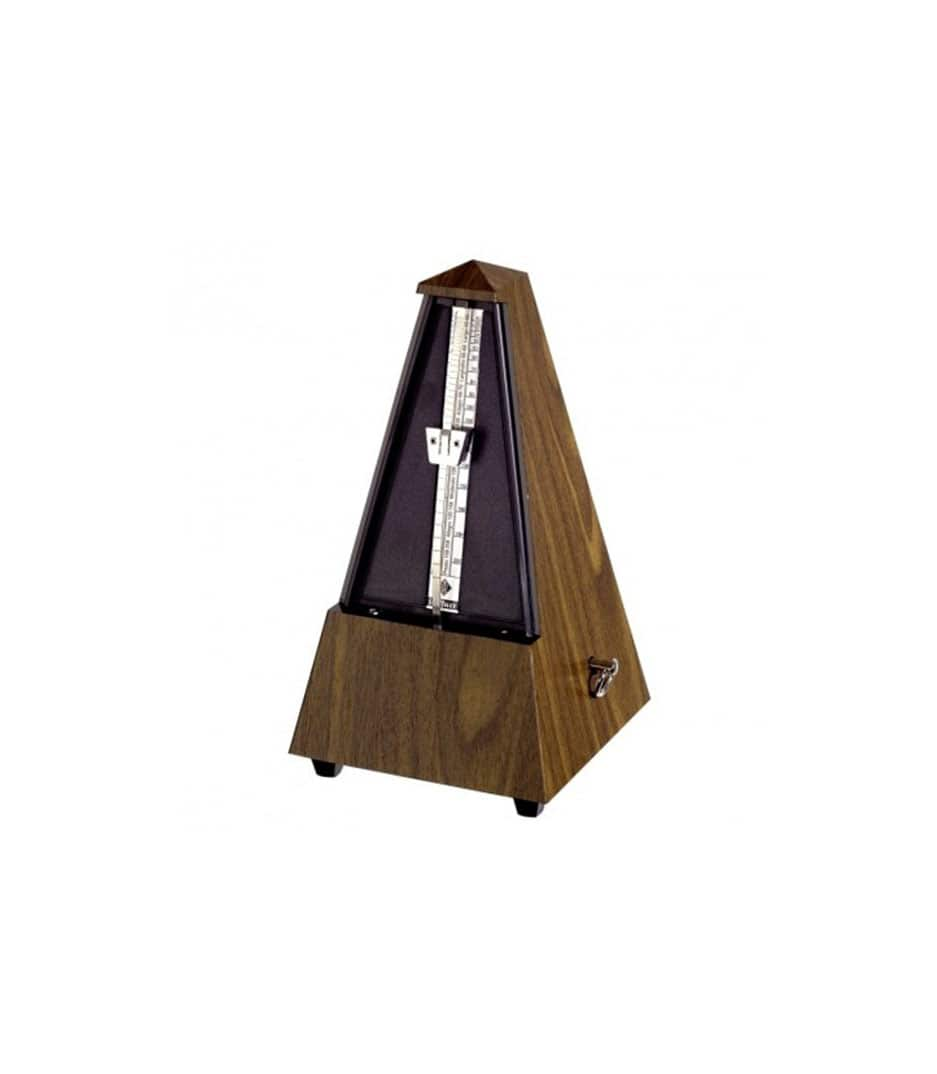 Buy GEWA - Metronome Walnut Grain without Bell Wittner