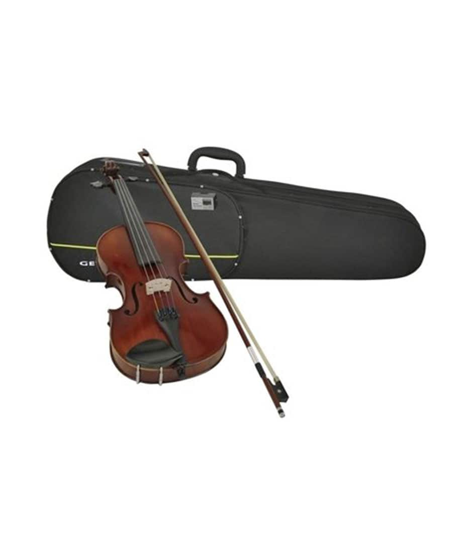 GEWA - Aspirante Venezia Violin 4 4 Outfit Shaped Case