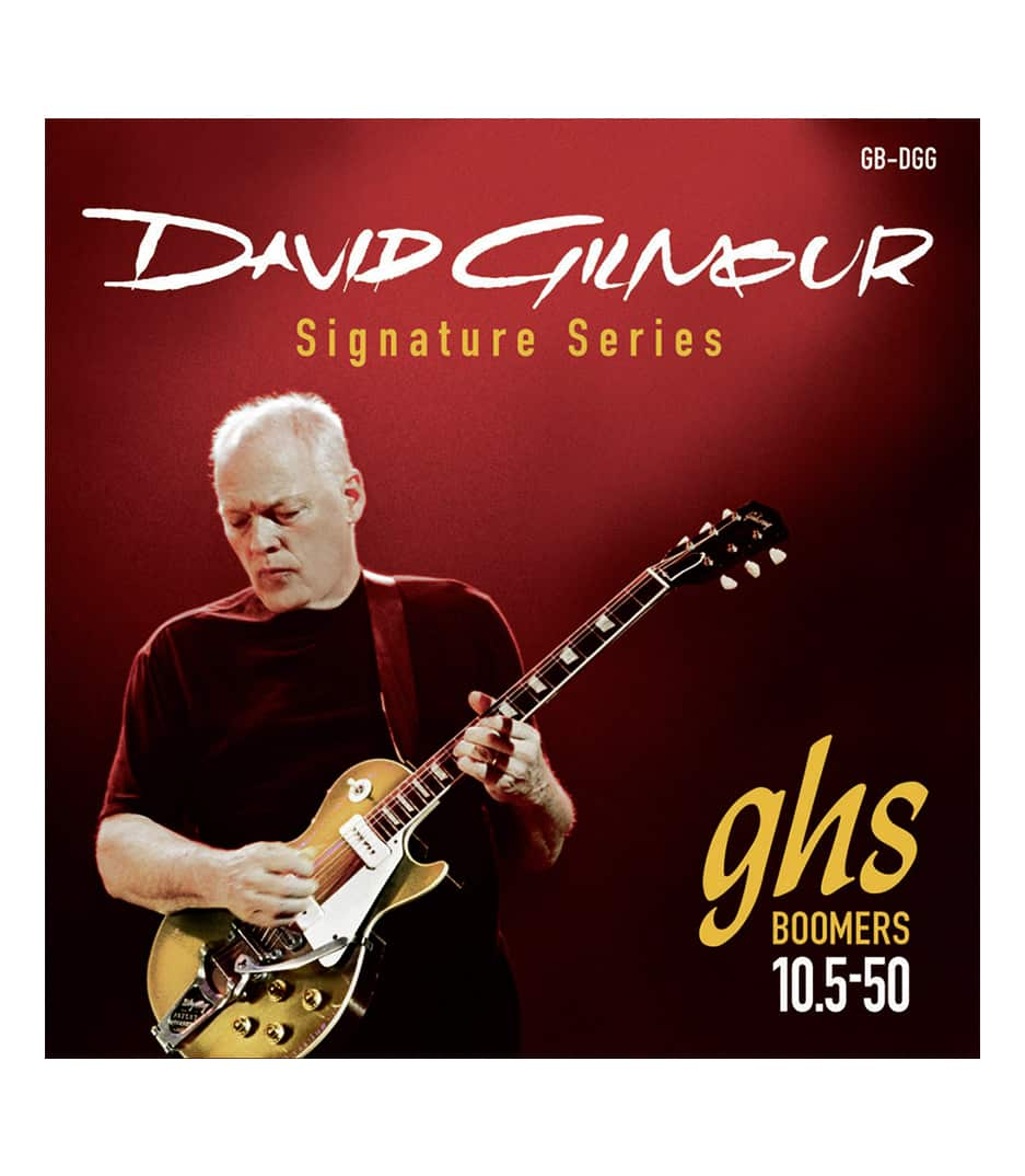 GHS - GB DGG EL GTR BOOMER DAVID GILMOUR LES PAUL - Melody House Musical Instruments