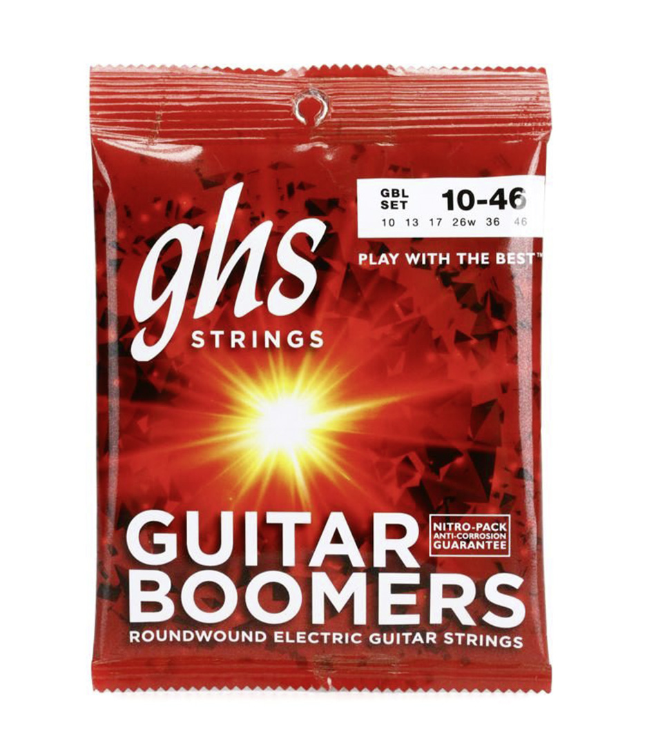 Buy GHS - GBL EL GTR BOOMER LIGHT 010