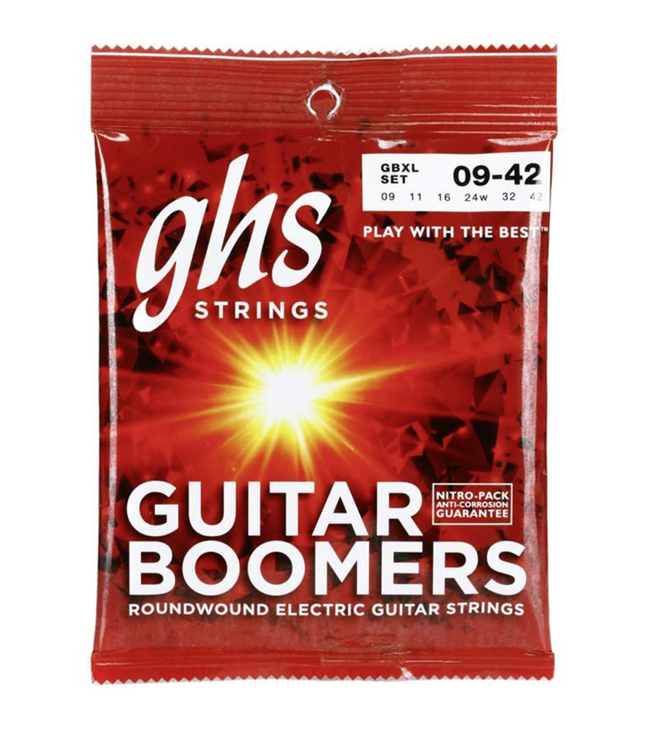 GHS - GBXL EL GTR BOOMER EXTRA LIGHT 009 - Melody House Musical Instruments