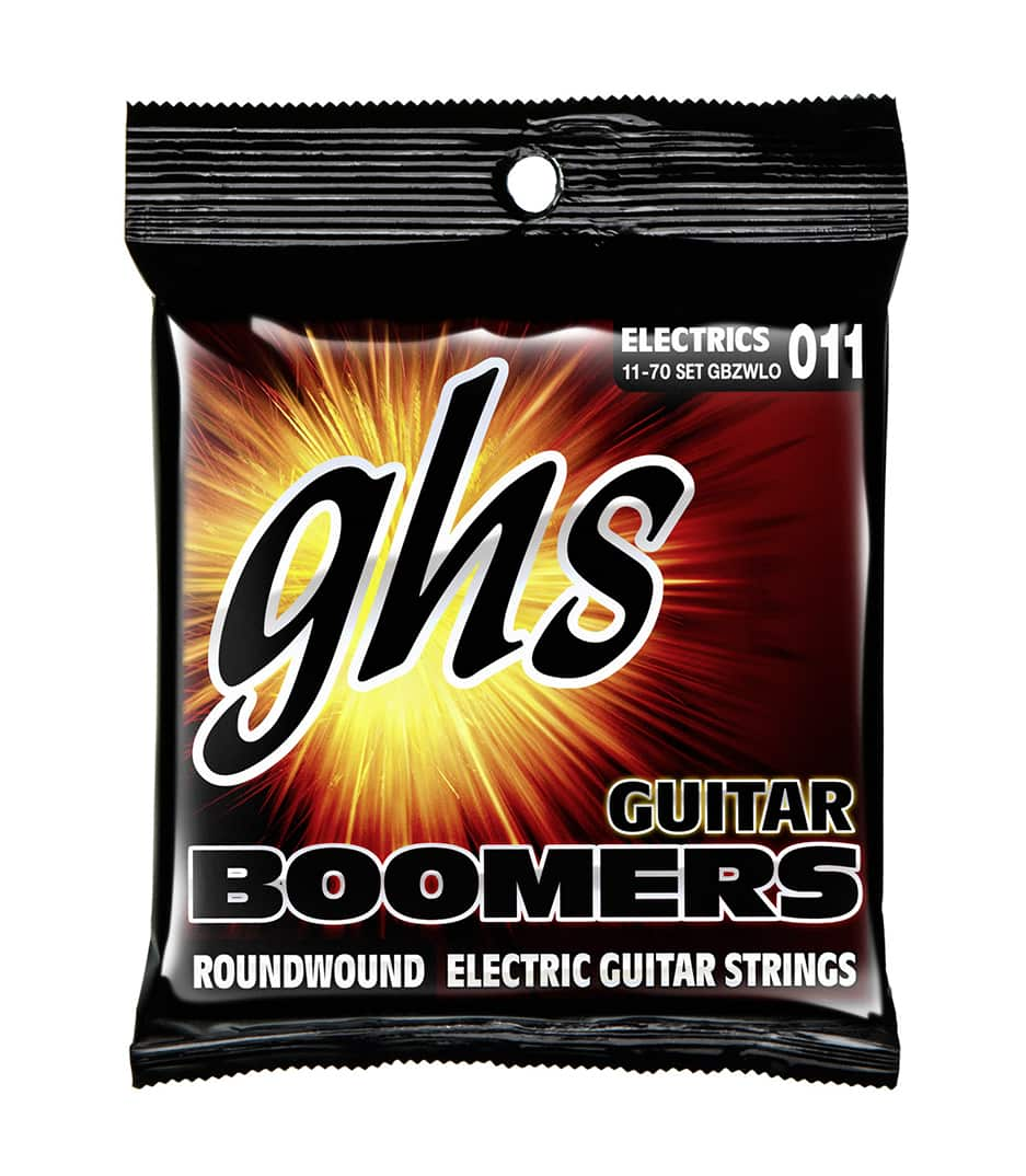 GHS - GBZWLO HEAVYWEIGHT BOOMER SET 11 70 - Melody House Musical Instruments
