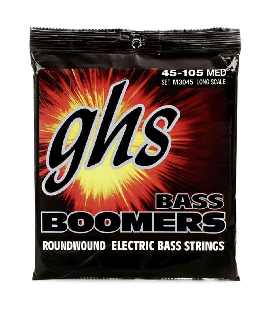 Buy GHS - M3045 BASS BOOM STD LNG MEDIUM