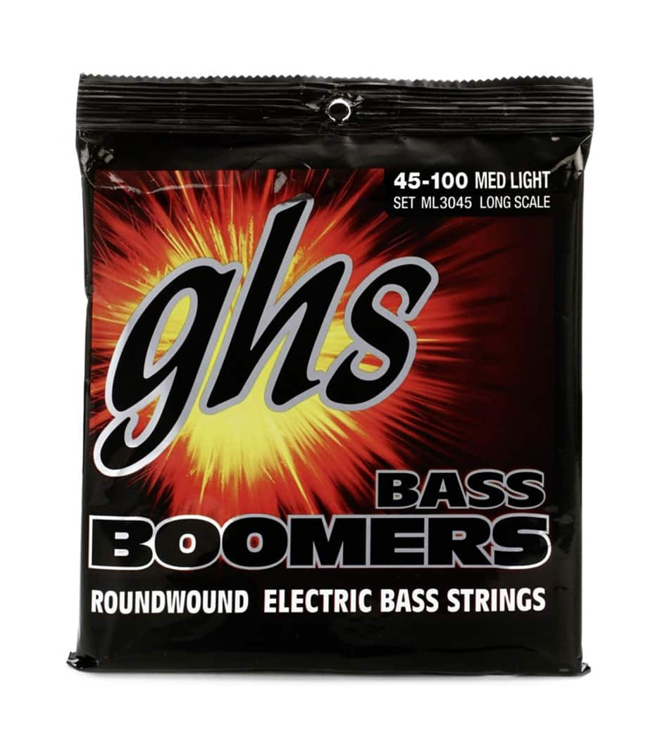 Buy GHS - ML3045 BASS BOOM STD LNG MEDIUM LIGHT