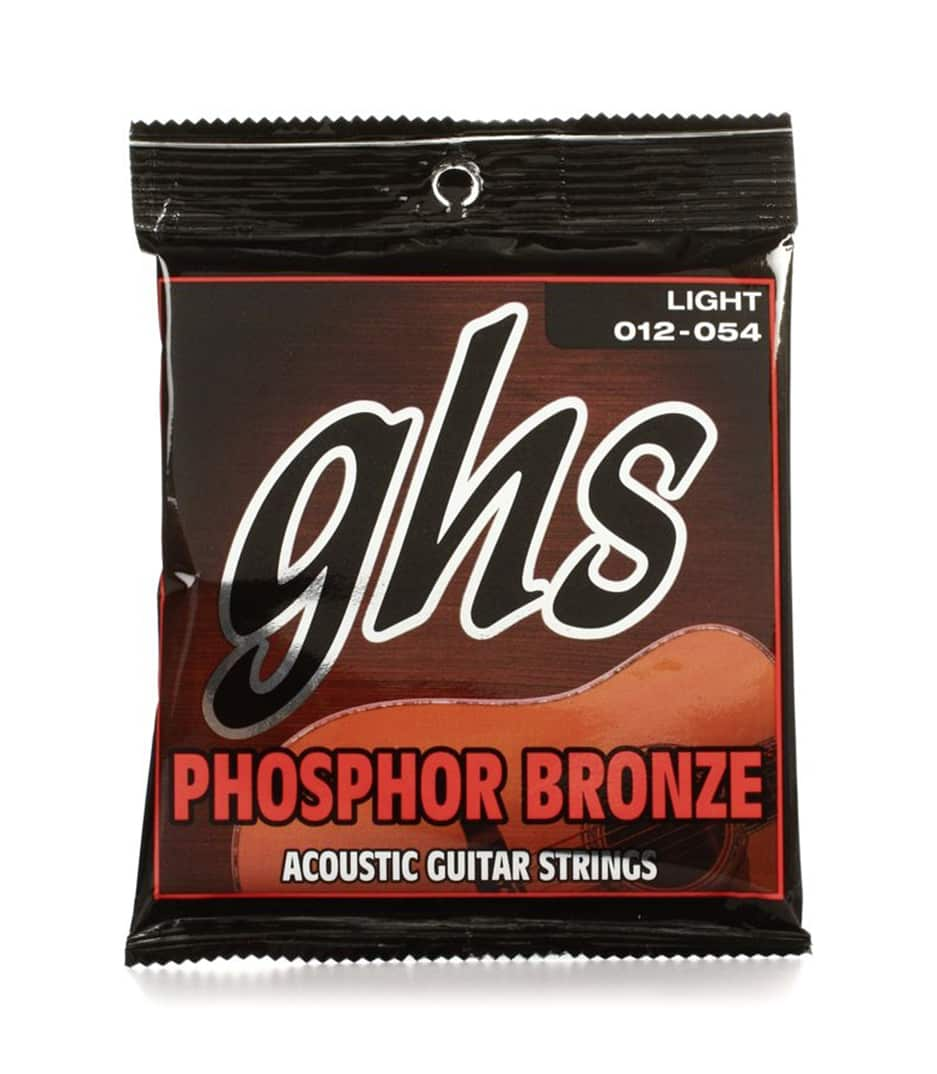 GHS - S325 AC GTR PHOS BRNZ LT - Melody House Musical Instruments