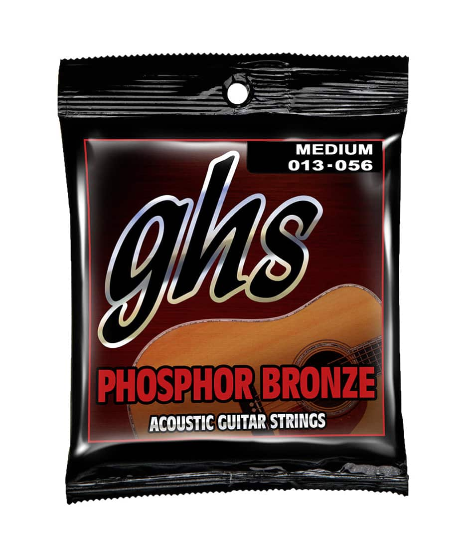 GHS - S335 AC GTR PHOS BRNZ MED - Melody House Musical Instruments