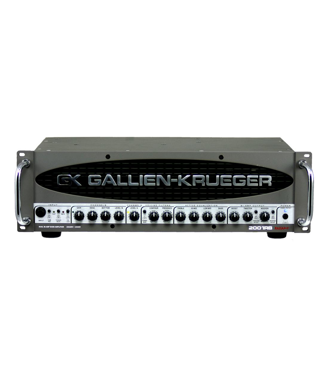 buy gk rb 1080 50 watt bi amp solid state bass head